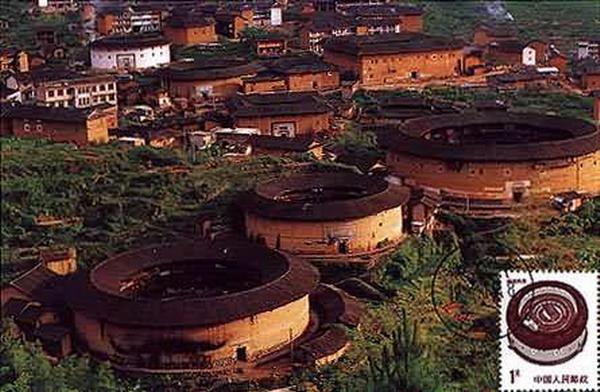 岭南民居 砖木结构