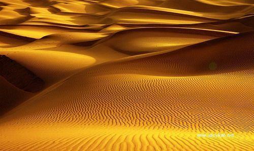 苗苗简笔画 沙漠