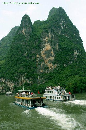 游桂林山水-绿色的背影-搜狐博客