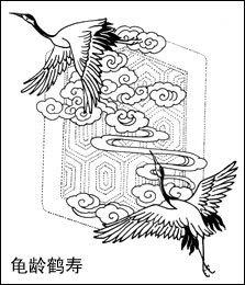 中国传统吉祥寓意图案(五)图片