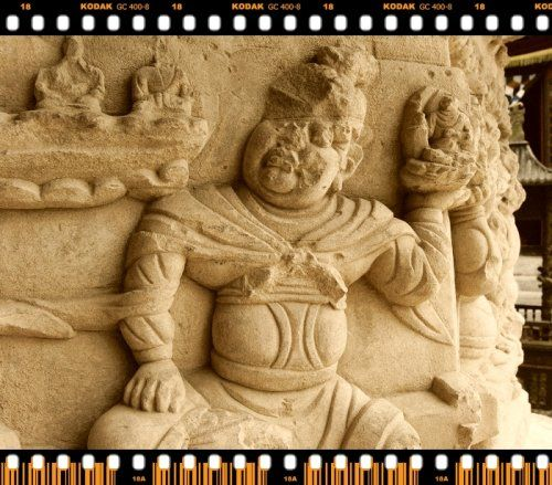 2006甘肃-华池-双塔寺(之一)