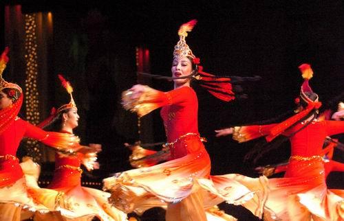 疆 热情奔放的维吾尔音乐