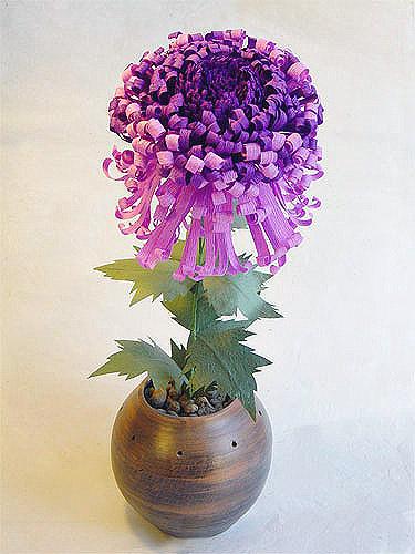 纸雕花卉图片边框