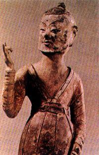 中国历代服饰实例图解 魏晋南北朝图片