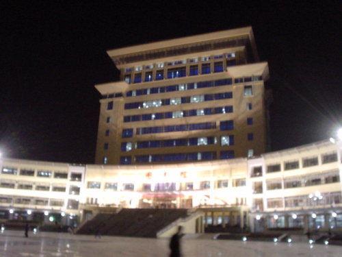 山东大学威海宿舍