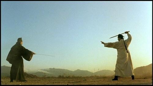 关于电影《笑傲江湖》的几个八卦