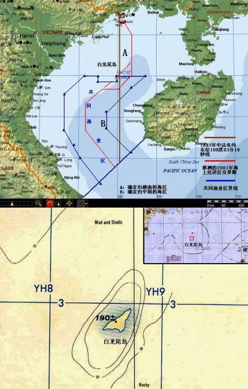 地图上标名为夜莺岛