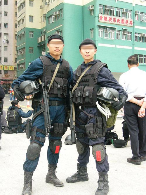 香港飞虎队—sdu 机动部队特别任务连