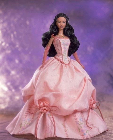 芭比之婚纱设计
