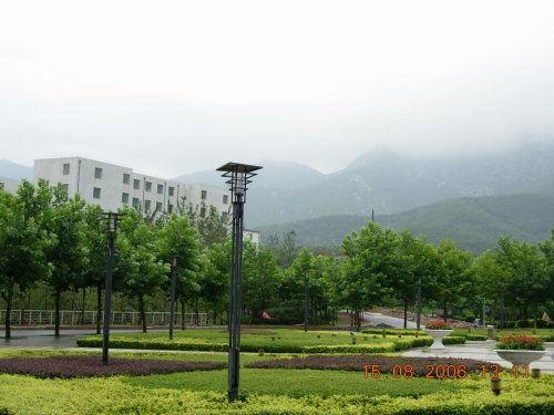 大连大学最新校园风景图片