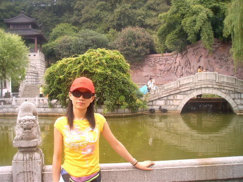 武汉龟山风景区导游图