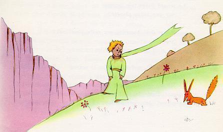 玫瑰与王子的简笔画 图片合集