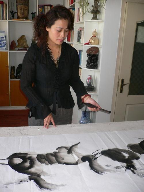 蒙古族发型女分享展示图片